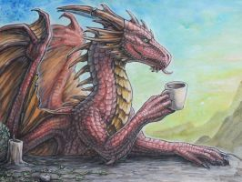 coffee by zarathus
