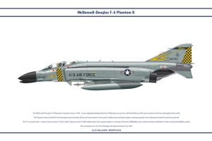 F-4C Michigan ANG by WS-Clave