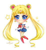 [[ Sailor Moon ]] by MissElysium
