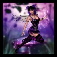 Spunky Enchantments by RavenMoonDesigns