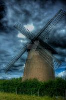 The Windmill by MoonLament