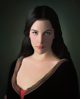 Lady Arwen by LittleTurtleDuck