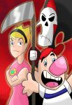 Grim Adventures of Billy and Mandy by KarToon12