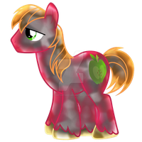 Crystal Pony - Big Macintosh. by Earthstar01
