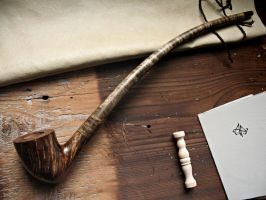 Gandalf's pipe special edition by HouseOfLostPlay