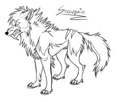 Sketch Trade - Snowpain by Vampynella