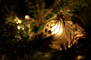 Christmas Ornament Photograph by MacTechieDesign