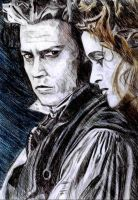 Sweeney Todd by Fandias
