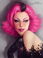 InkY (realistic) by AyyaSap