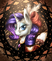 MLP V.E. Series - Rarity by Giumbreon4ever