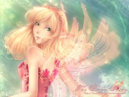 The Elven Fairy WP by kaminary-san