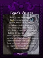 tiger's voyage project by Jaewolfeh22z