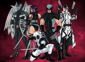-Uncanny X-Force- by Kaufee