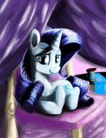 A Sacred Rarity Indeed by Phendyl