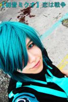 Hatsune Mikuo - Love Is War by AnubisInfection