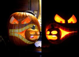 Pumpkin Carving by Roses-to-Ashes