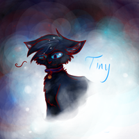 Tiny by Diamondfeathers