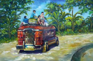 Jeepney by j0rosa