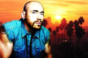 Kevin Durand 60 by AMANDABOMINATION