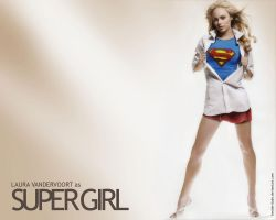 Laura the best SUPERGIRL by beside-dude