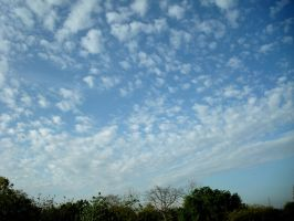Clouds On 9th july 2012 by ss03101991