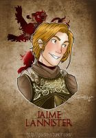 Jaime Lannister by giadina96