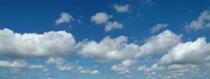 Big and small clouds by BlokkStox