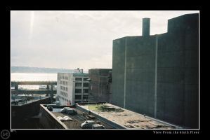 View from the 6ixth Floor -04 by xerro