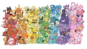 A colorful Poke-Rainbow! by SuperLakitu