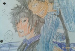 Adult Yamamoto want with you by Bluedragoncartoon