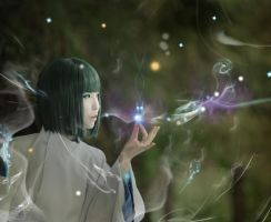 Spirited Away cosplay by Teicosplayer