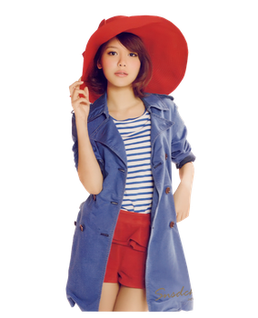 Sooyoung: Sweet Magazine by Denimtrans