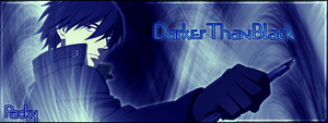 Darker Than Black Siggy by Taithun