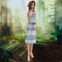 Aerith Gainsborough by Sticklove