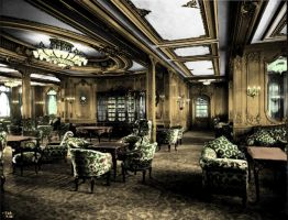 First Class Lounge-RMS Olympic by CMConte92
