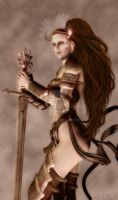 Valkyrie for Goor by Aral3D