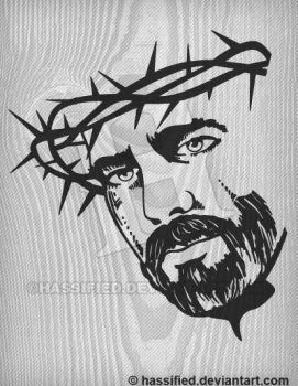 Jesus Christ by hassified