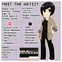 MEET THE ARTIST 2017 by Yulearse
