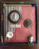 Assemblage: Wee People by bugatha1