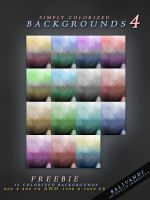 FREEBIE - Colorized Backgrounds 4 by PLArts