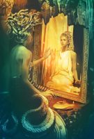 Gorgon Medusa. Mirror of memory by LiliaOsipova