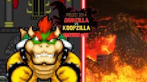 Godzilla vs. Koopzilla Preview #02 by KingAsylus91