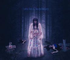 evil remains (collaboration) by Lolita-Artz