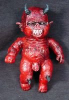ROT TOT Darrin The little Demon OOAK by Undead-Art