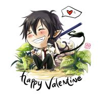 Happy Valentine!! by ImperialBlue