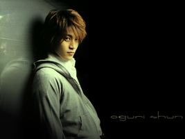 Oguri Shun wallpaper by bogyo5418