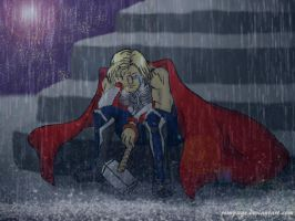 Thor's Regret by rempage