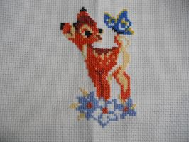 Bambi by dottypurrs