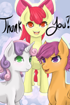 100 Watchers, Thank you! by NovaQuinmat