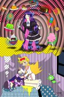 Panty and Stocking by sarahmariem